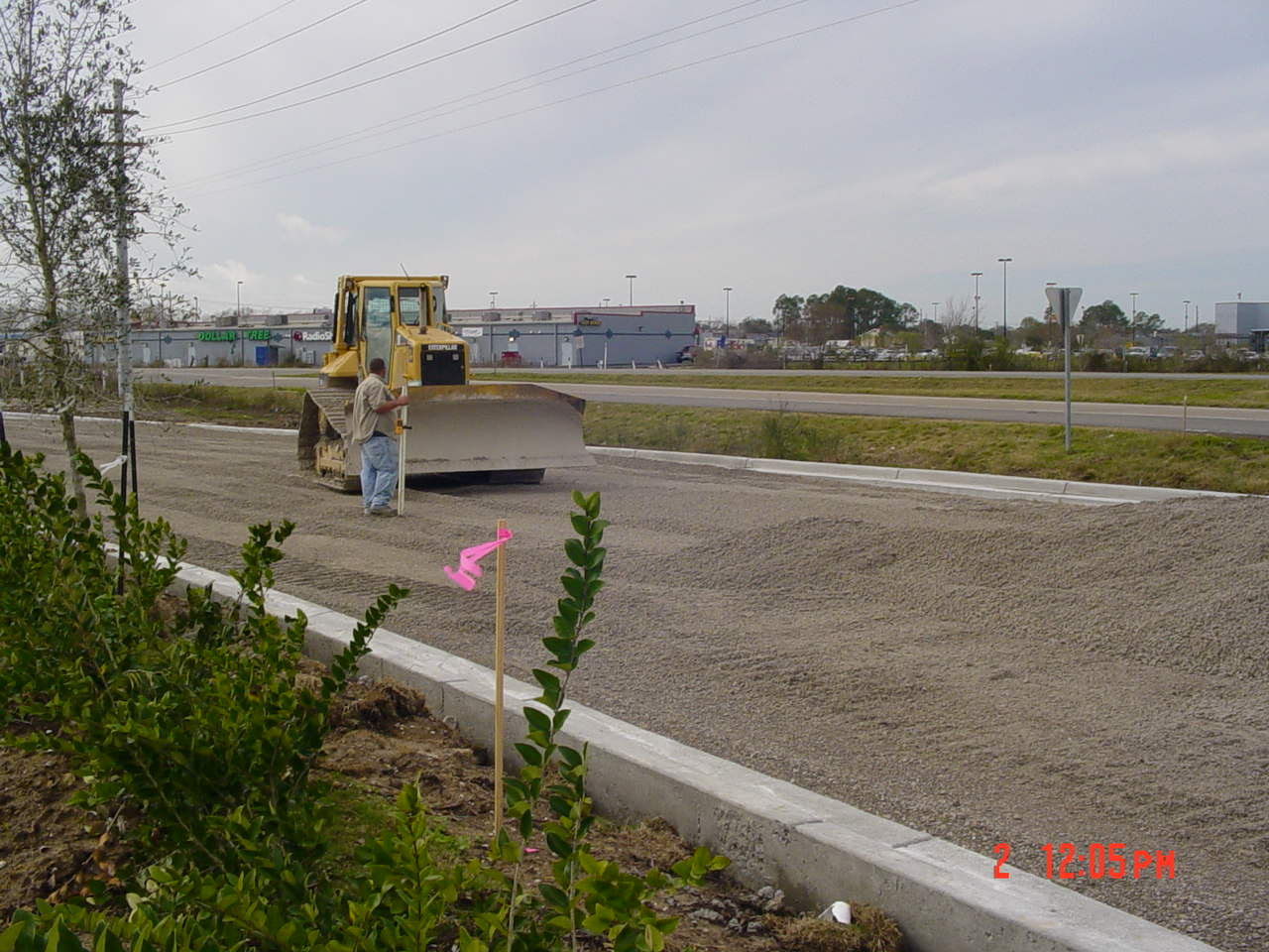 Commercial Roadway Construction